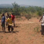 Construction begins on Amahoro Secondary School